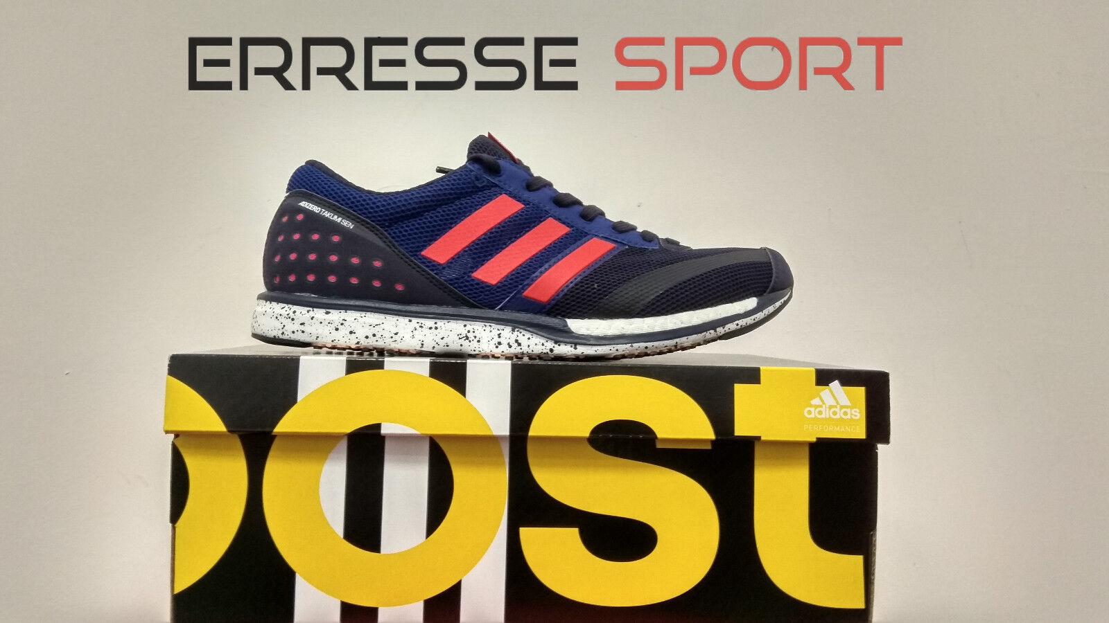 Adidas sen Adizero Takumi sen Adidas zapatos running raza superlight 84336e