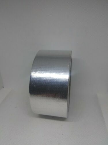 Single Roll Duck Brand 888789 Metallic Colored Duct Tape Chrome,1.88-In x15 Yd