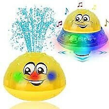 Water Sprinkler Toy With LED's