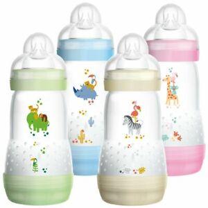 MAM-Infant-Baby-Milk-Drinking-Easy-Start-Anti-Colic-Bottle-260ml