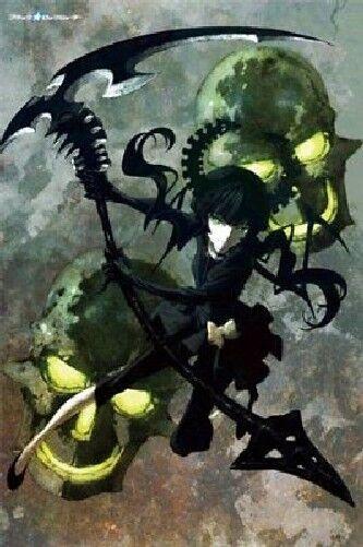 Ensky nero Rock Shooter Dead Maestro 1000 Pezzi di Puzzle da Giappone