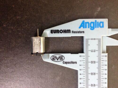 25pcs Mabuchi FF-N20PA 3V DC Micro Motor 12100rpm 0.045A no load