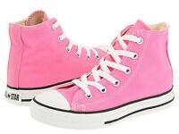 Converse Pink White Hi 3j234 Chuch Taylor All Star Kids Girls Boys Youth Org