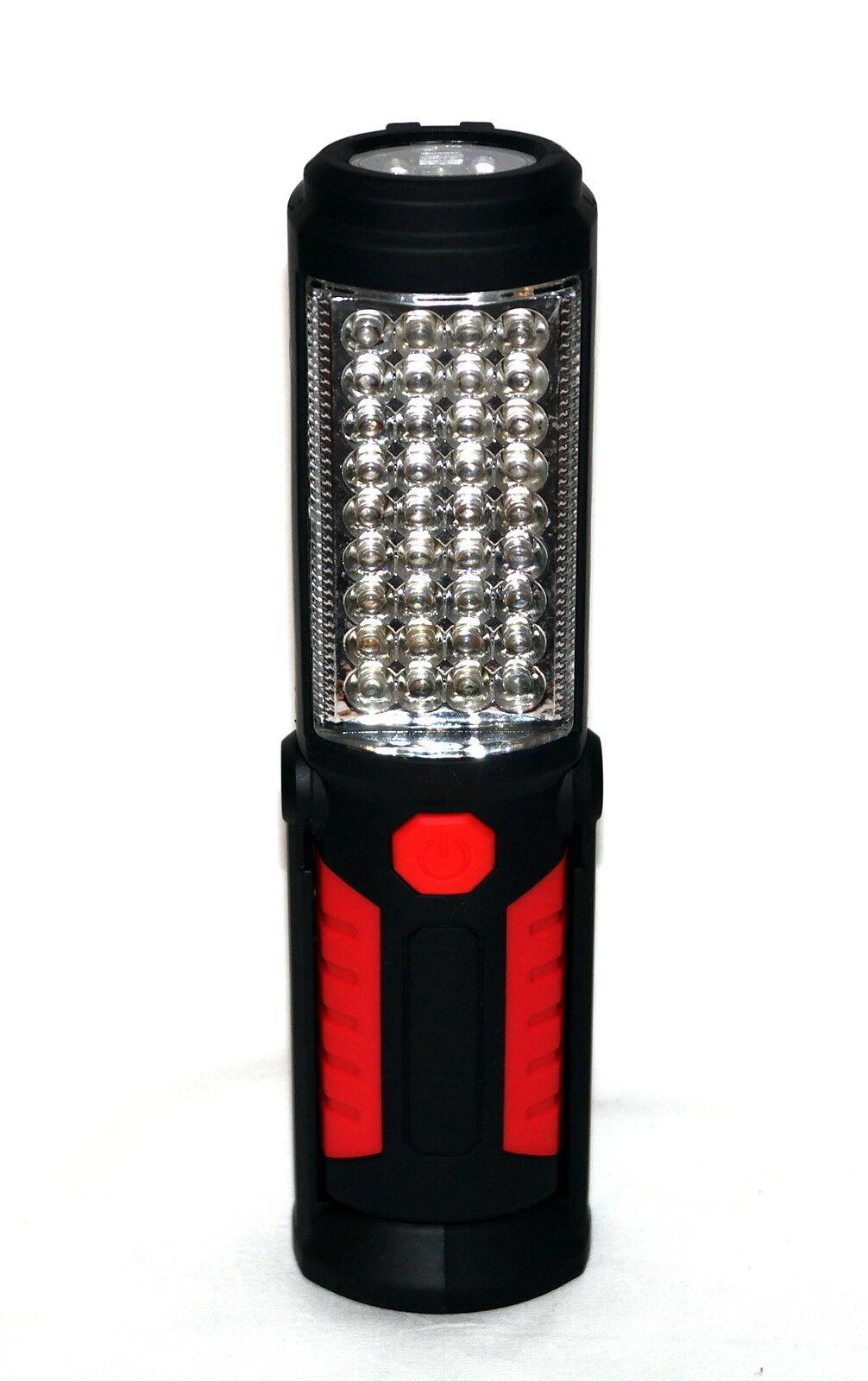 10x 36+5 LED linterna luz de trabajo lámpara de trabajo de planta lámpara luz