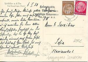 1938-PRUSSIA-GERMANY-FIELD-MARSHAL-AUGUST-von-MACKENSEN-ORIGINAL-AUTOGRAPHS