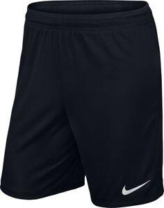 shop latest design cheap sale Details zu Nike Park II Knit (No Briefs) Kinder kurze Hose schwarz