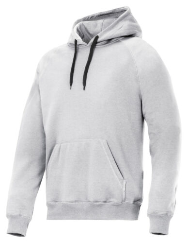 Snickers Workwear 2800 Classic Hoodies Mens Hoodies SnickersDirect Grey
