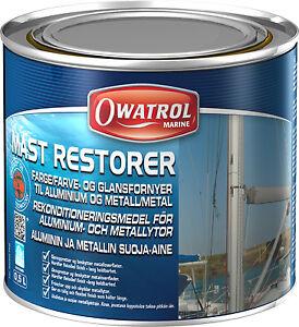 Owatrol-Mast-Restorer-Metalle-Chrom-eloxierte-Aluminium-Masten-Pflege-Alu-Schutz