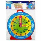 Clever Kids Teaching Time Clock