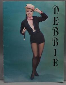 Vintage-Debbie-Reynolds-Programa-Londres-Estreno-Introducing-Carrie-Fisher