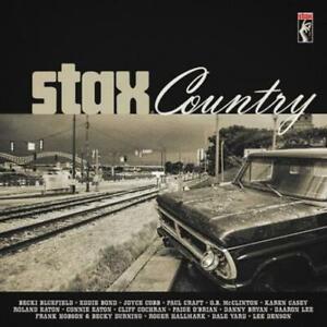 Various-Stax-Country-NEW-Sealed-Vinyl-LP-Album