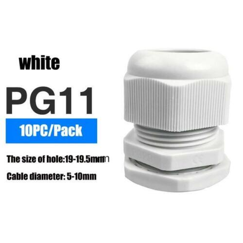 Waterproof Cable Gland 10pcs