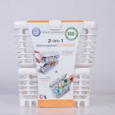 Prince Lionheart DISHWASHER BASKET 2-IN-1 COMBO Baby Feeding Accessory BNIB