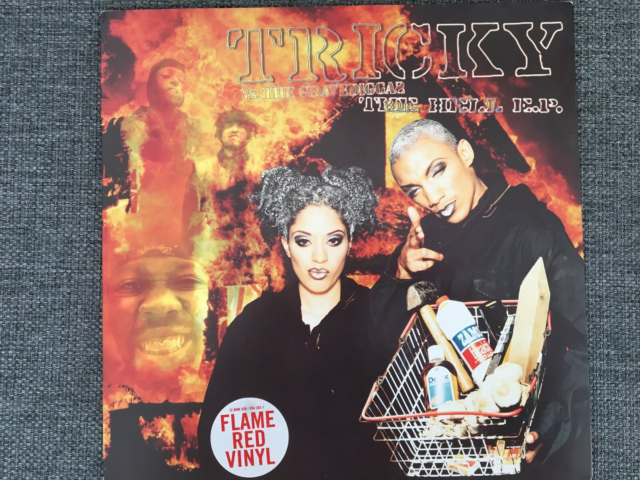 EP, Tricky vs. The Gravediggaz, The Hell E.P., Electronic,…