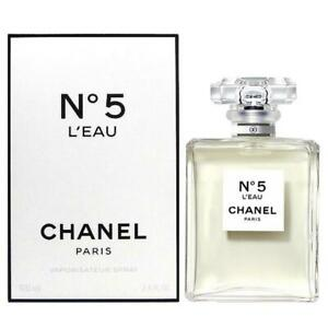 CHANEL-No5-L-039-EAU-edt-100ml-US-Tester-Free-Shipping-Nationwide