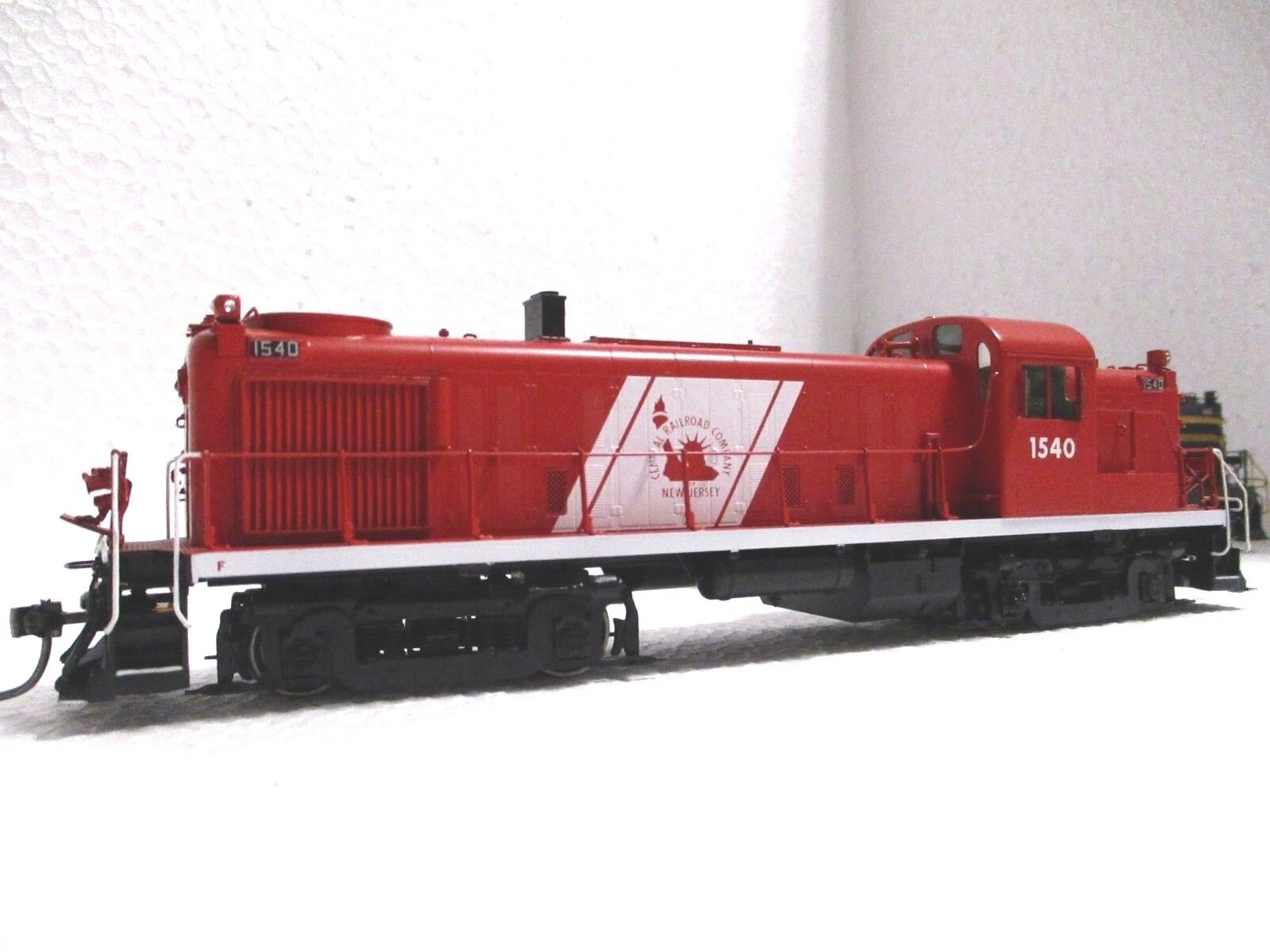 Abteilung punkt messing - skala - central railroad - new jersey alko - erfolge   1540