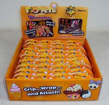 Floppets Charm Rings, RETAIL BOX of 36 ~ Connectable, Collectible, Wearable