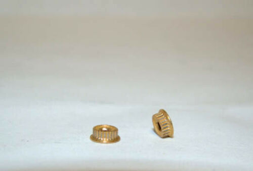 """Viper /""""KNURLED/"""" BUSHINGS for G3 Tomy Wizzard etc TYCO - $1.75 Shipping G+"""