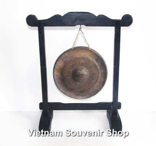 for desk decorations Handmade Vietnam Brass Gong 8/'/' Home decor