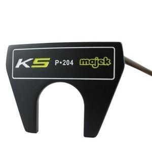 Majek-K5-P-204-Golf-Putter-Right-Hand-Mallet-Bullet-Style-33-Inches-Senior-Women