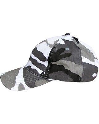 KIDS DPM CAMO BASEBALL CAP Childrens Hat Camping British Army Camouflage Childs