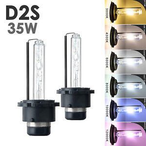 A1 New D2s Xenon Factory Headlight Replacement Hid Bulbs 35w 4k 6k 8k 10k 12k Ebay