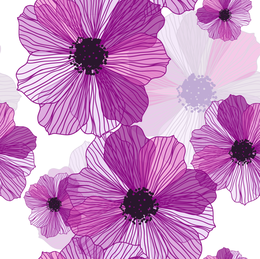 3D lila Flowers 852 Wall Paper Wall Print Decal Wall Deco Wall Indoor Murals