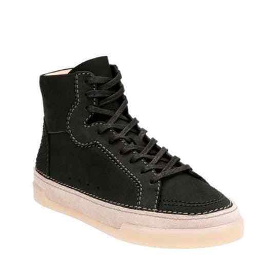 New Clarks femme Hidi Haze High Top baskets Chaussures Femmes Taille 9