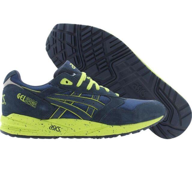 new product 4c4d8 bab73 $120 new Asics Men Gel-Saga Speckled navy H137K-5151 Fashion shoes
