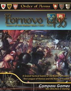 Fornovo 1495  Dawn of the Italian Wars 1495-1525, NEW