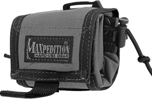 Maxpedition Rollypoly MM Folding Dump Pouch Wolf Gray 0208W