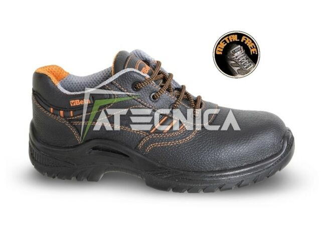 Safety shoes BETA 7200BKK leather darcy sole al GEL