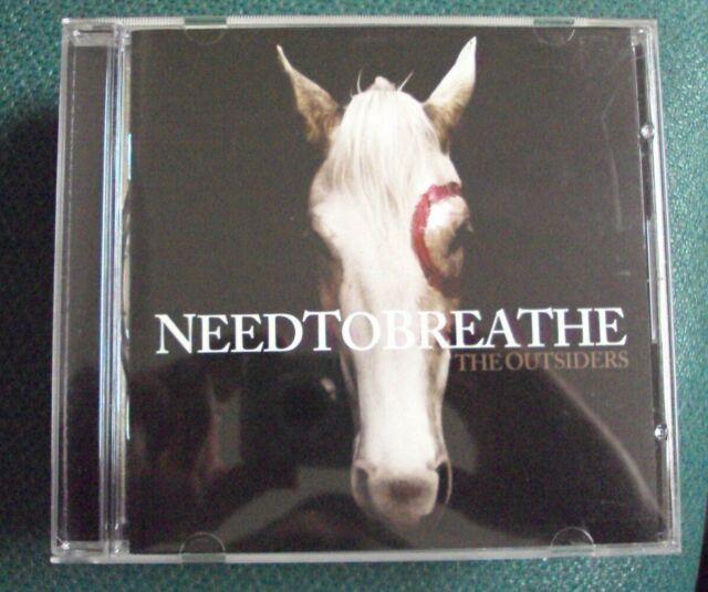 NEEDTOBREATHE The Outsiders CD late-00's southern-rock
