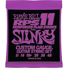 Ernie Ball RPS (2242)Gauge 11-48 Power Slinky Nickel Wound Reinforced String Set