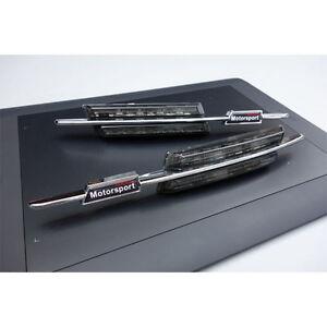 CLIGNOTANTS-LATERAUX-LED-BMW-SERIE-5-E60-BERLINE-520d-525d-530-NOIR-MOTORSPORT