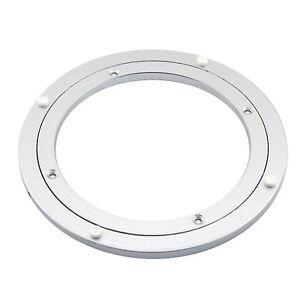 Image Is Loading 200mm Round Aluminum Lazy Susan Rotating Swivel Turntable
