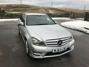 Mercedes-Benz-C220-2-1CDI-7G-TRONIC-PLUS-AMG-SPORT-2013-63-DAMAGED-REPAIRABLE