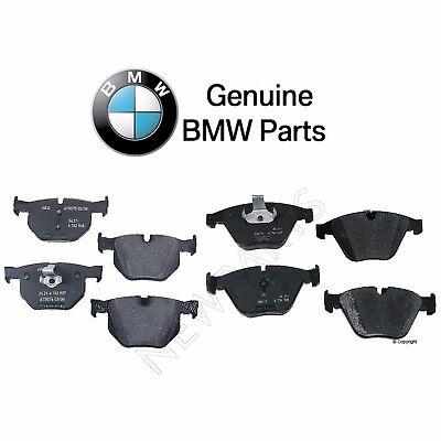 BMW E60 E61 Genuine Rear Brake Pads,Pad Set 530i 525i 525xi 530xi 535xi NEW OE