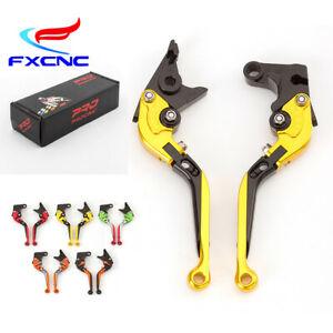 CNC Brake Clutch Lever For YAMAHA R1 R6 XSR 900 ABS XV 950 Racer FZ8 TT600E//S