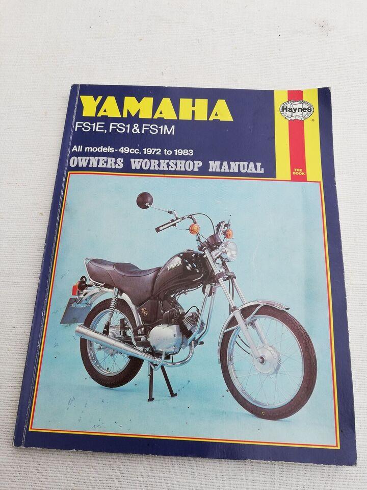 Værkstedshåndbog, Yamaha