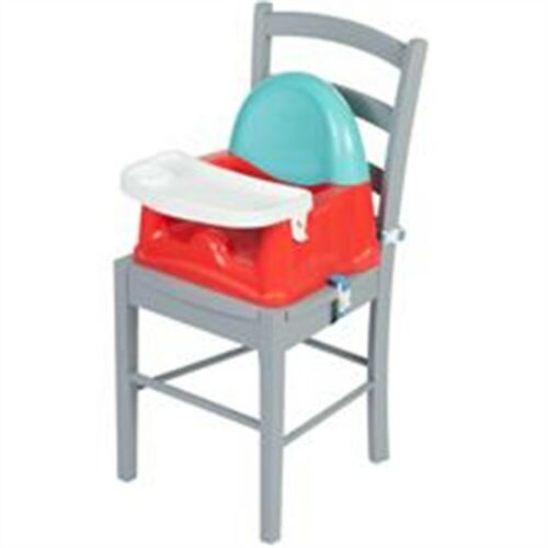 Safety 1st Swing Tray Easy Care Booster Seat Red