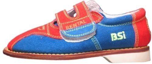 BSI Boys Suede Cosmic Rental Youth Boys Bowling shoes Model 60001