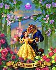 Disney: Die Schöne & das Biest mit Kippbild von Walt Disney (2008, Gebundene Ausgabe)
