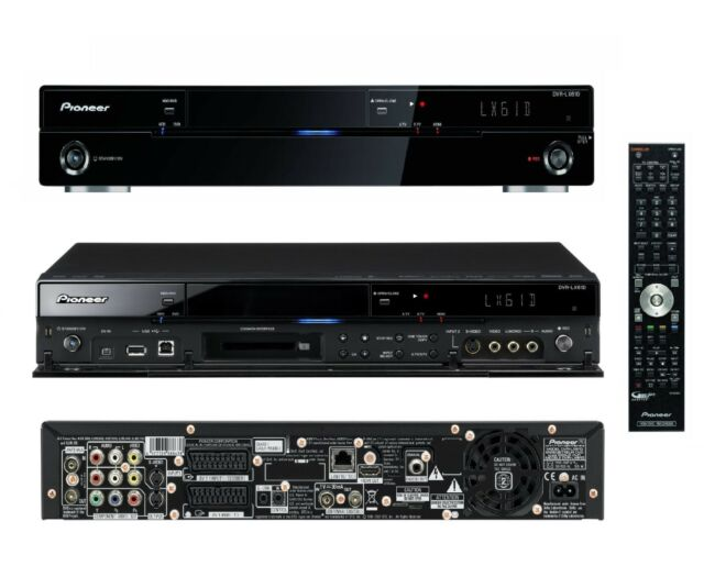 Pioneer DVR-LX61 Recorder Drivers for Windows
