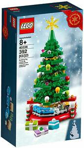 LEGO-Seasonal-40338-034-Weihnachtsbaum-034-Limited-Edition-NEU-OVP-NEW-MISB