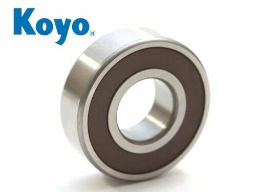 Genuine Koyo 6302 2RS Bearing 15 x 42 x 13 mm