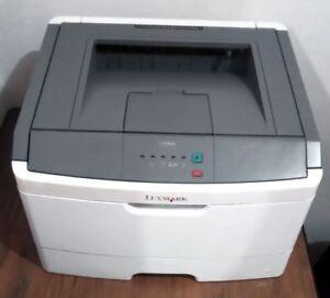 manual impressora lexmark e260dn