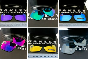 7ddb9fcd947 Image is loading New-Authentic-Oakley-Holbrook-Metal-Replacement-Lens -Multiple-