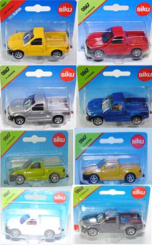 SIKU SUPER 0867 SIKU PICK UP 1//SIKU Ranger environ 1:71