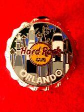 HRC Hard Rock Cafe Orlando Bottle Cap Series 2005 Palm + Rockets LE500